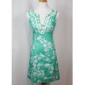 Lilly Pulitzer Dresses - Lilly Pulitzer Adelia Birds and Bees Mini Dress 0